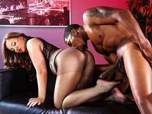Brazzers – Pumping My Pantyhose