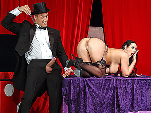 Brazzers – The Magician's Ass-istant