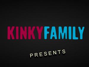 Kinky Family - Dakota Bleu - In-family fucking with stepsis