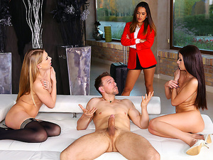 Euro Sex Parties – Triple Trouble