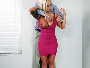 Shes New – Dressed To Fuck