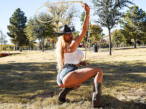 Brazzers – Cock Hungry Cowgirl
