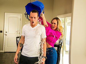 Brazzers – Cleaning Up His Mess