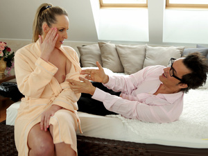 Daddy4k language barrier is not a reason for horny bodies - 3 part 1