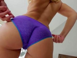 Nice Pov Panty Sex With Blonde HiSlut