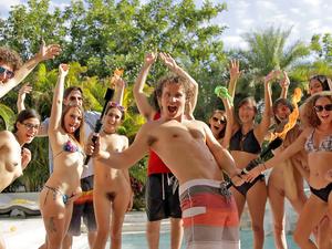 Spring Break Beach House Party 2