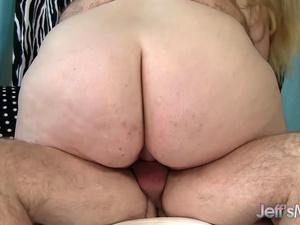 Big Boobed BBW Sasha Juggs fucked good