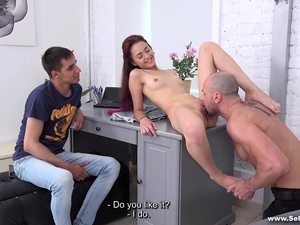 Sell Your GF - Michelle Can - Good offer to fuck a gf