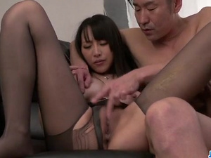 Time for a rough office fuck with tight Rina Mayuzumi - More at javhd.net
