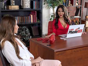Phone online on watch porn