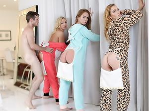 Pussy Pranking