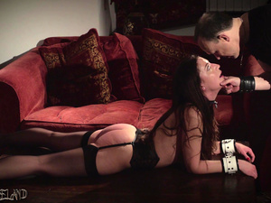 Four girls get punished and teased