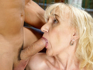 Grandma Loves Muscles
