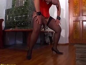 extreme german mature fetish lesson