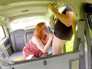 Ginger cock monster deepthroats
