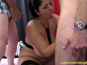 extreme german groupsex party orgy