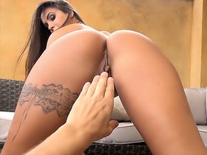 Curvy, Tattooed Susy's Big Cock Fuck