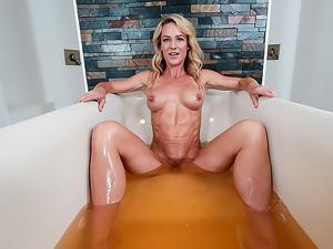 Bath Time With Sydney