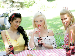 Pin-up Picnic