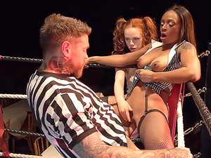 Knockouts: The Headmistress Vs Teen Machine