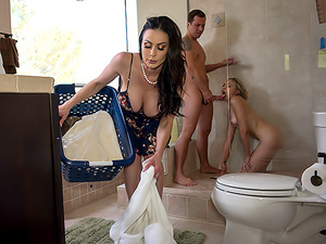 Let's All Shower Together
