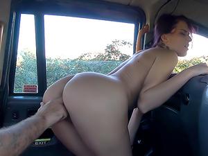 Sexy passenger fucks for free lodge
