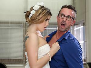 Marica: Gaping DP & Foot Sex Threesome