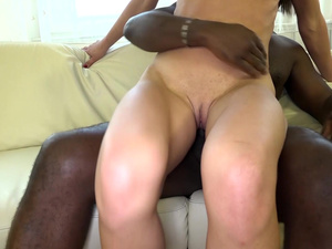 Tight pussy ruined by casting w bbc