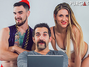 PURGATORYX Genie Wishes Part 2 with Vanessa Sierra