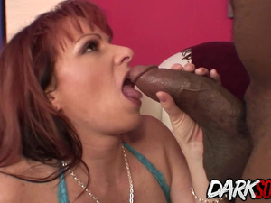 Massive BBC Annihilates Every Hole Cheating Wife Kylie Ireland Has Got