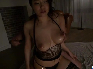 Gorgeous blowjob porn scenes with busty Saki Sudou - More at javhd.net