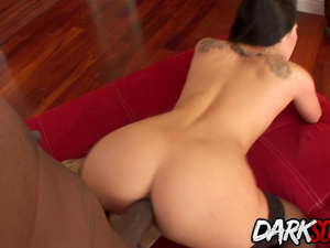 Asian Perfection Asa Akira Drives a BBC Deep into Her Mouth and Asshole