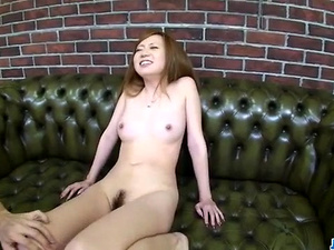 Mami Masaki, young Japanese, loves acting nasty on cam - More at javhd.net
