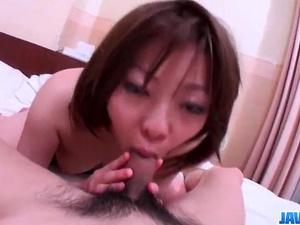 Serious porn show along hot Makoto Kurosaki - More at javhd.net