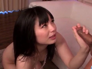 Hina Maeda swallows after a wild hardcore fuck - More at javhd.net