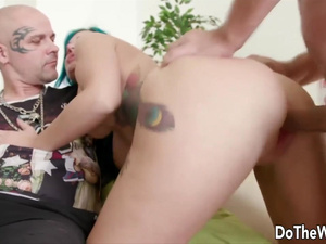 Do The Wife - Pummeling Housewives in Doggystyle Compilation Part 2