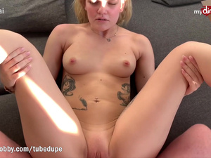 MyDirtyHobby- Teen with great body and a tight gripping pussy screwed POV