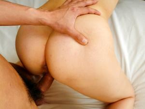 Ichika Asagiri looks amazing between two fat cocks - More at javhd.net