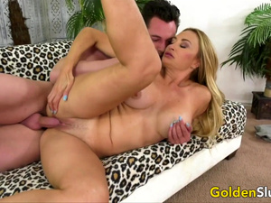 Golden Slut - In Love With a Grandma Compilation