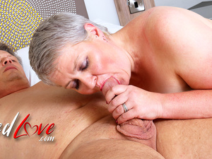 AgedLovE Busty British Maid Candy Cummings Fucked Really Hard By Marc Kaye
