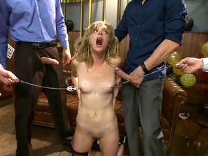 Mona Wales Crowned the Queen of Cock!