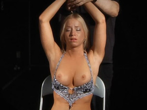 Blonde slut bdsm used and than dumped