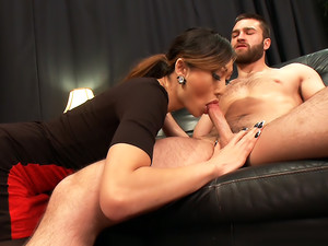 Anger Management Therapy - VENUS LUX Fucks & gets Fucked!