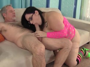 Horny milf Lyla Everwett takes a fat cock in her twat