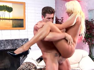 Donna Doll fucked nice and hard