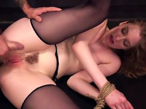 Blonde Slave Slut Training Ela Darling Day 2