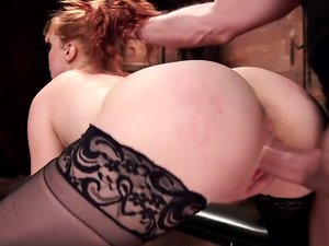 Anal Sex Slave Penny Pax In Service
