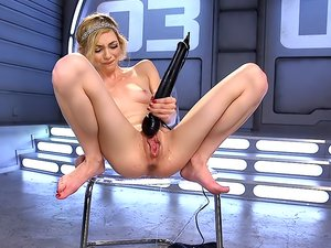 Petite Squirter Fucked Until She Taps Out!!