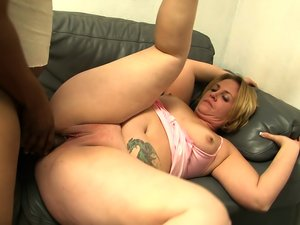 Your Mom's First Black Monster Cock, Scene 04