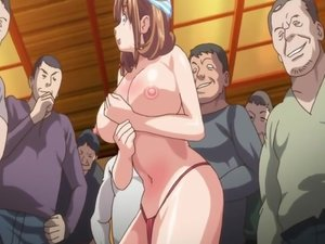Hentai cowgirl gets fucked